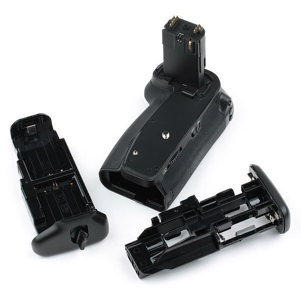 c5808519157c33 Home   Battery   Meike Vertical MK-6D BG-E13 Battery Grip for Canon EOS 6D